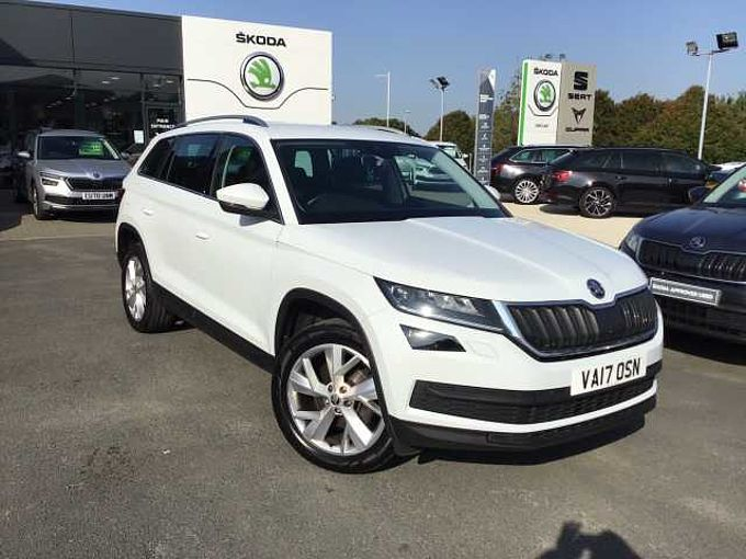 SKODA Kodiaq 1.4 TSI (150ps) Edition (7 Seats) DSG SUV