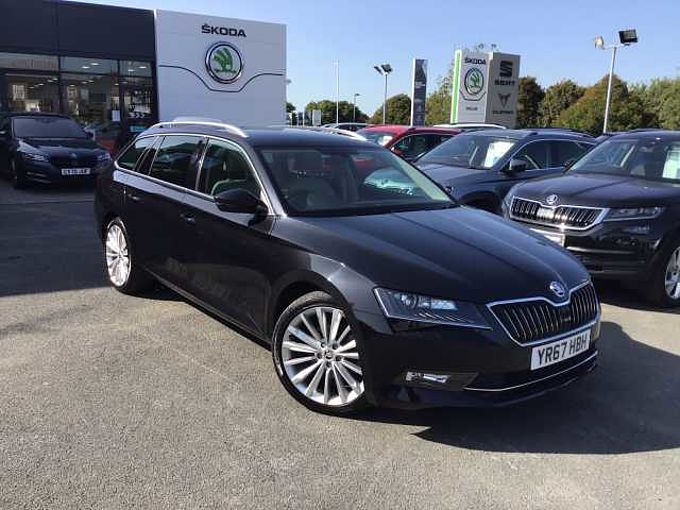 SKODA Superb 2.0 TDI 150ps SE Technology DSG 5-Dr Estate