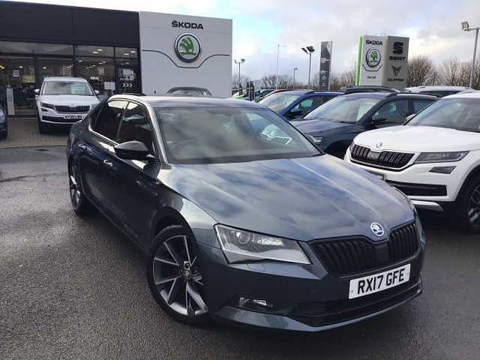 SKODA Superb 1.4 TSI ACT (150ps) SportLine 5Dr Hatchback