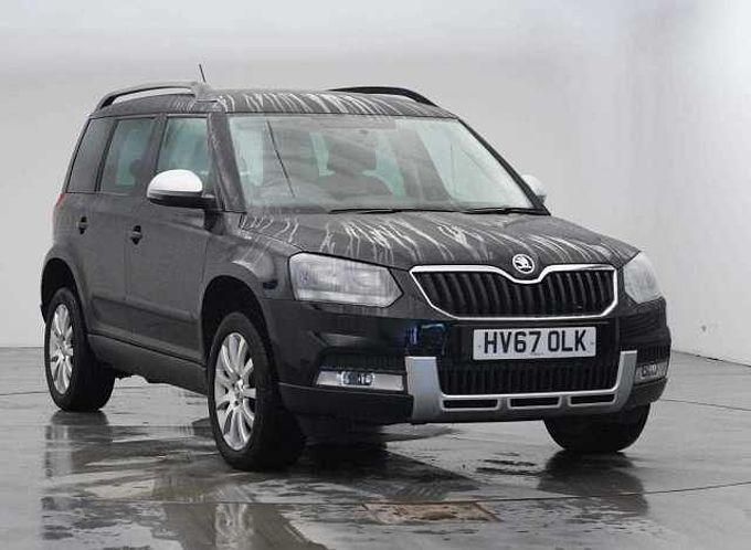 SKODA Yeti 1.2 TSI (110PS ) SE Outdoor DSG 5-Dr